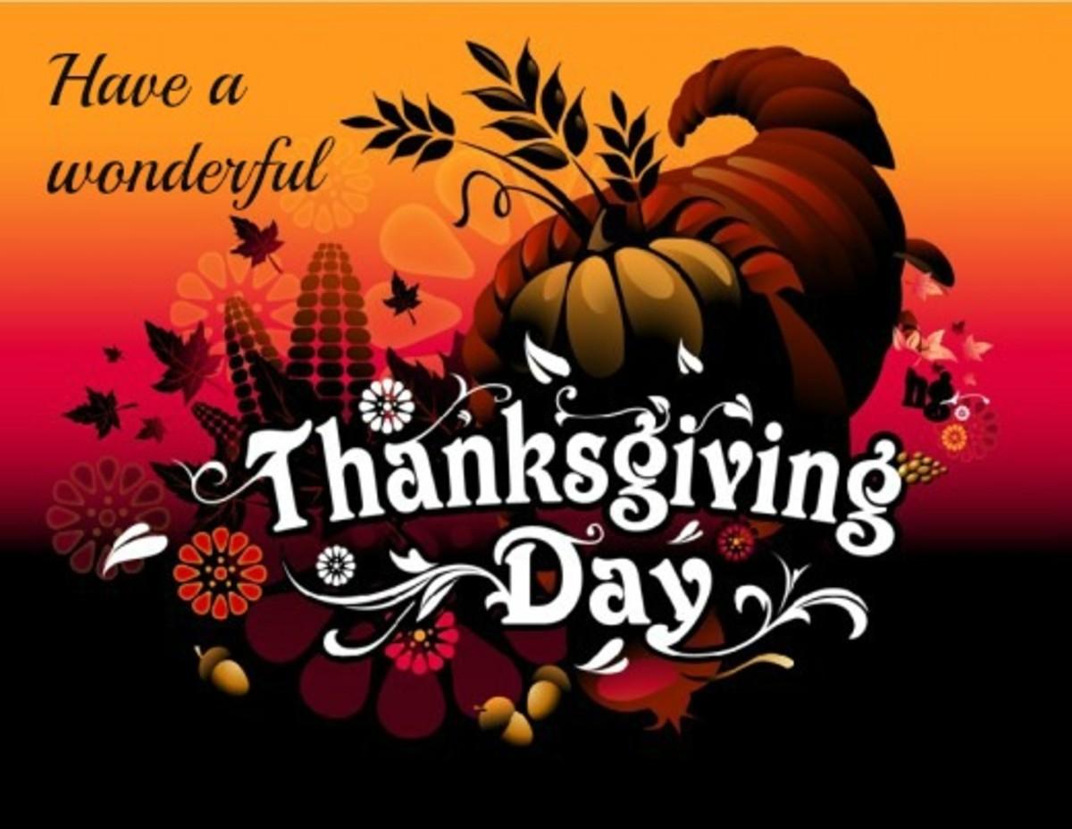 Thanksgiving Day Wish