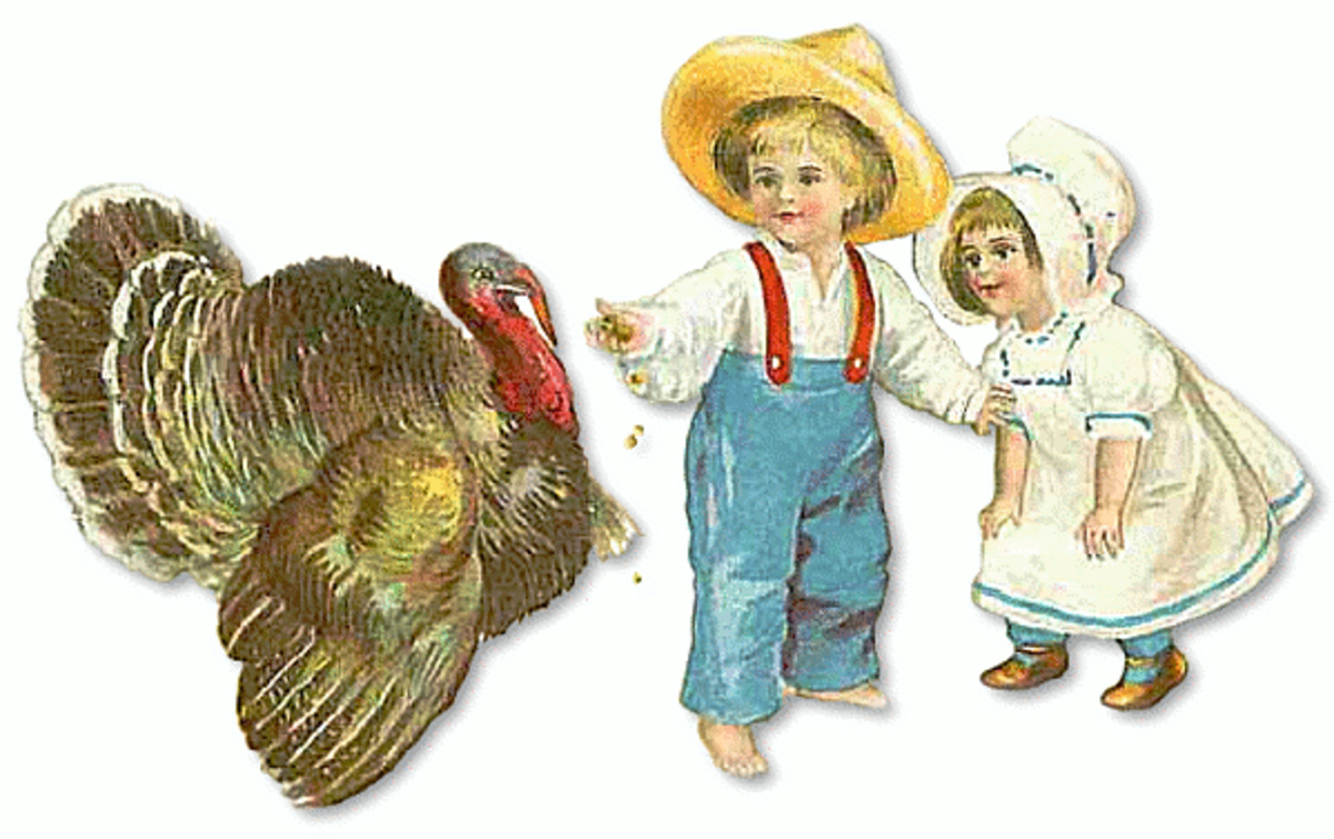 Children with Turkey