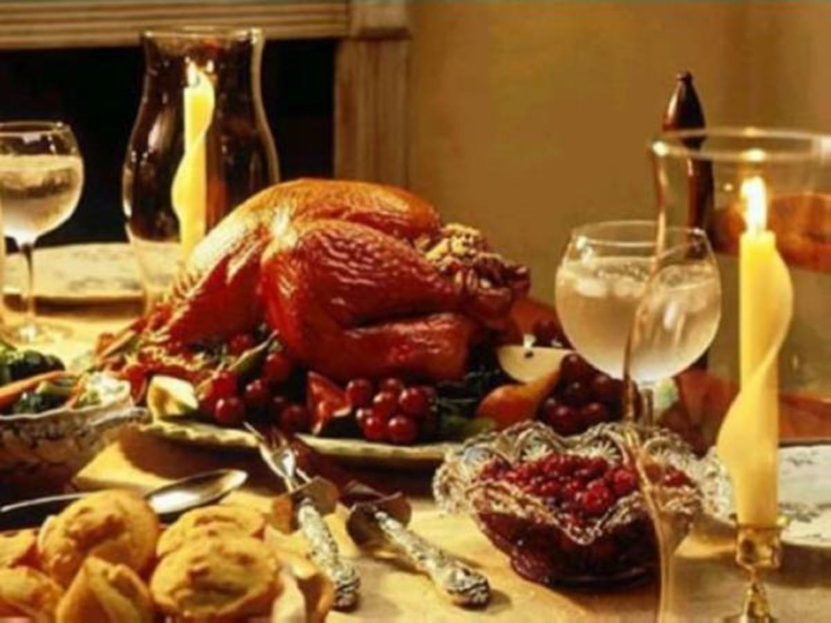 Thanksgiving Day Feast