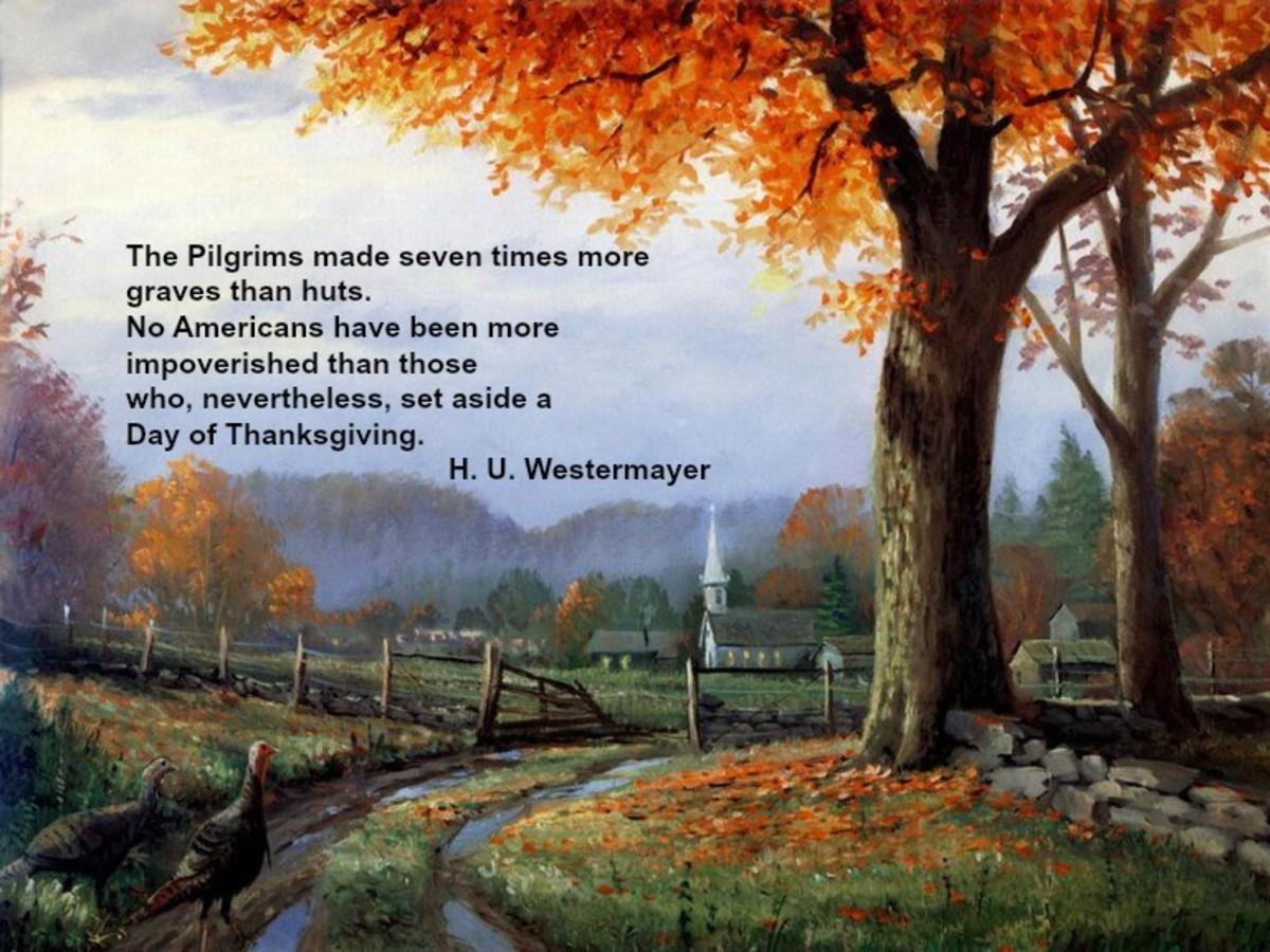 Thanksgiving Day  Prayer Meditation
