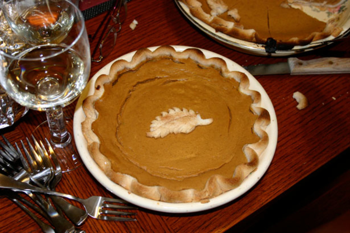 Pumpkin Pie Picture