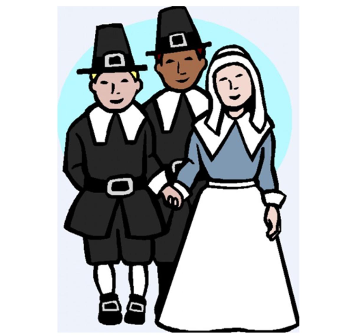 Three Pilgrims