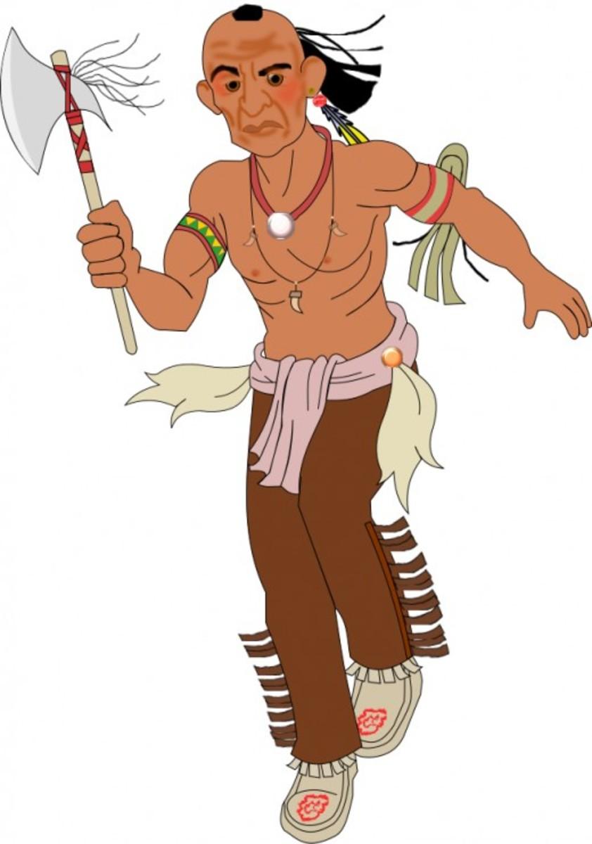 An Indian Warrior
