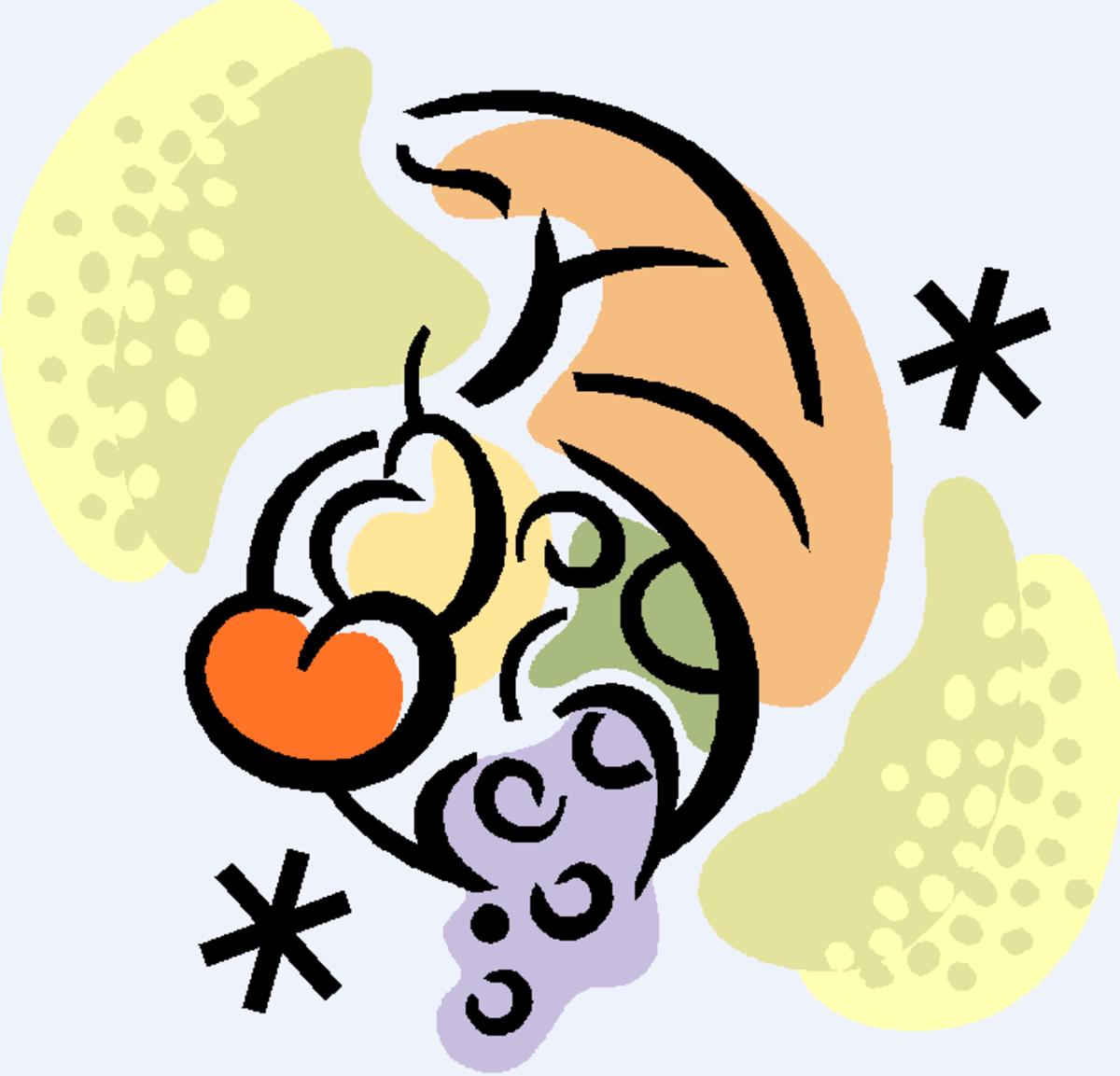 Cornucopia Graphic