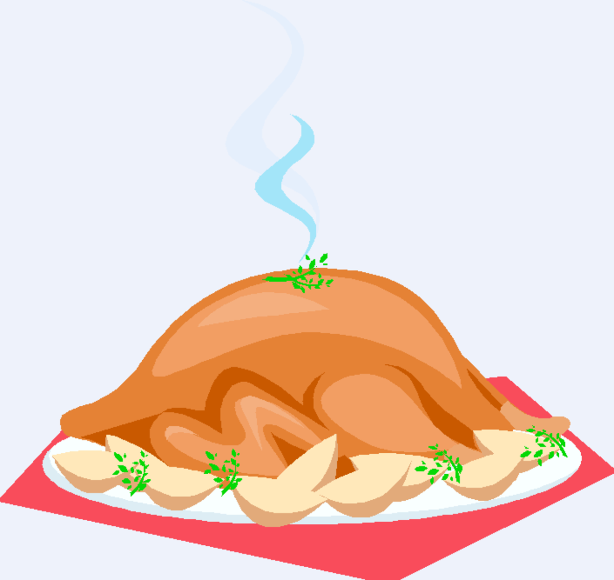 Turkey with Potatoes