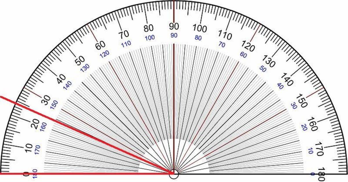 maths help  how do you measure angles  how do you use a