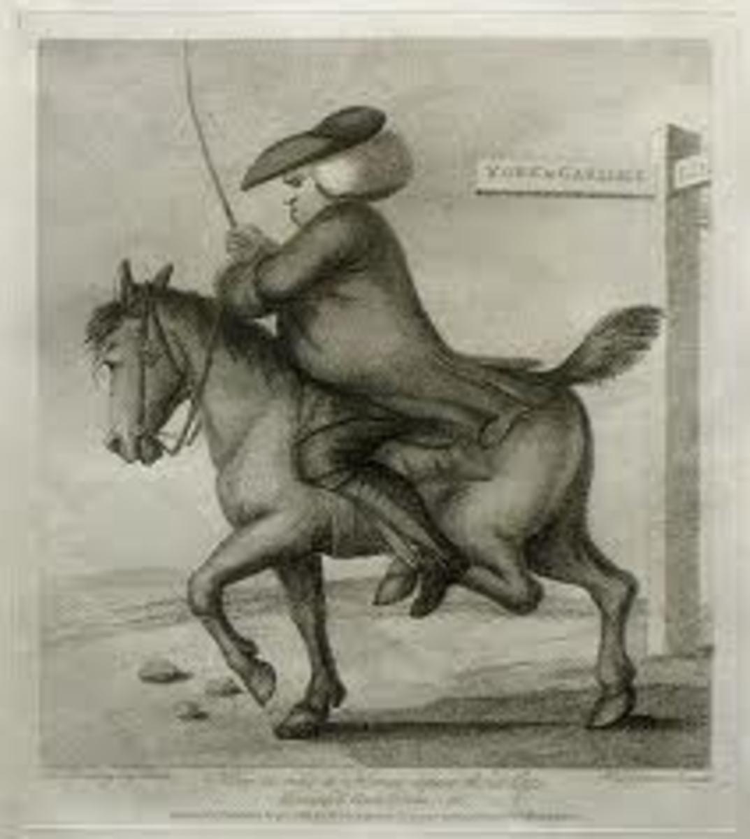 18th century print (public domain)