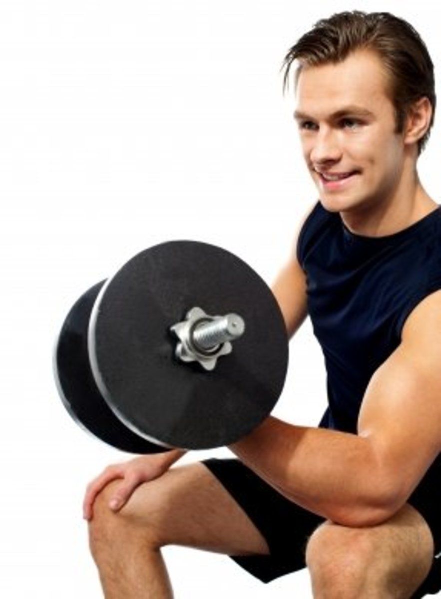 Regardless of their body type, metrosexual guys are conscious about their attitude towards fitness.