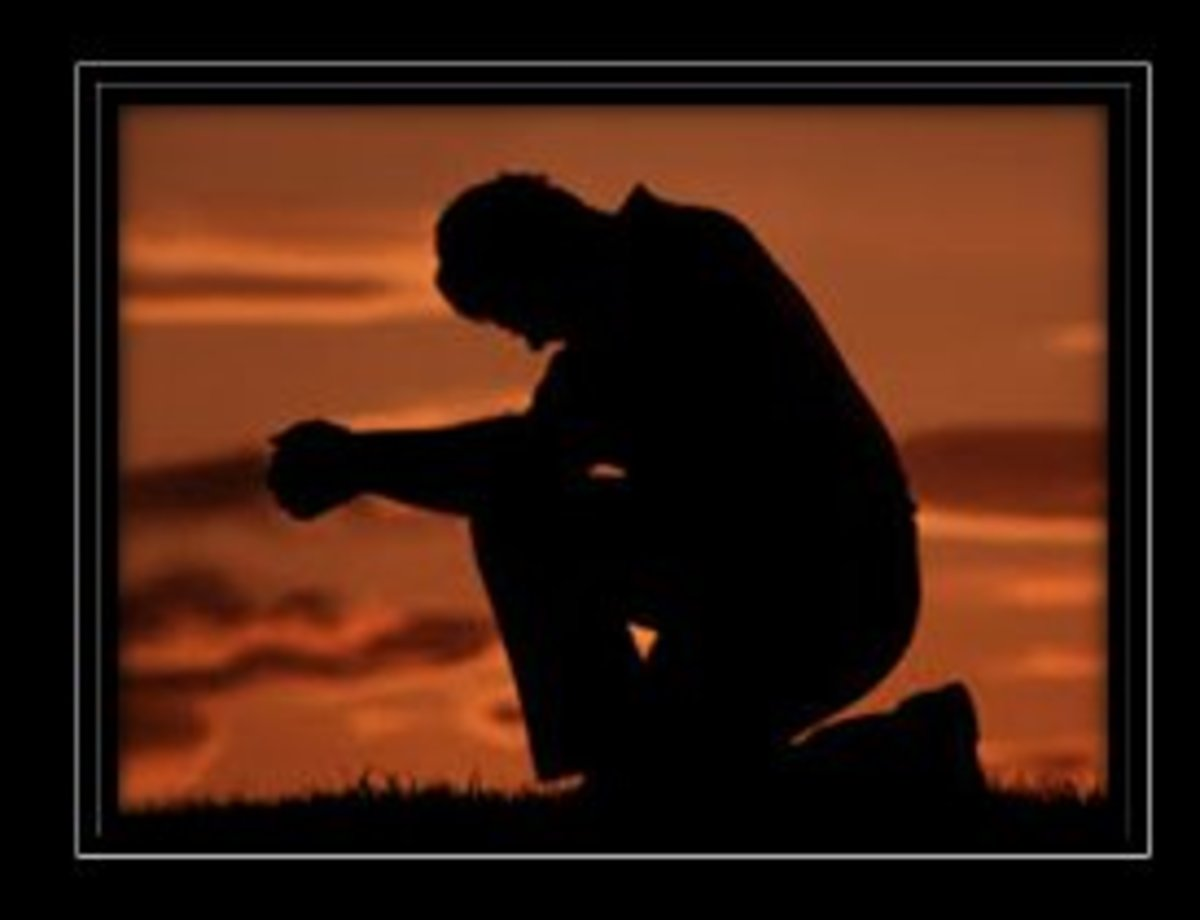 A Targeted Individual's Prayer of Praise
