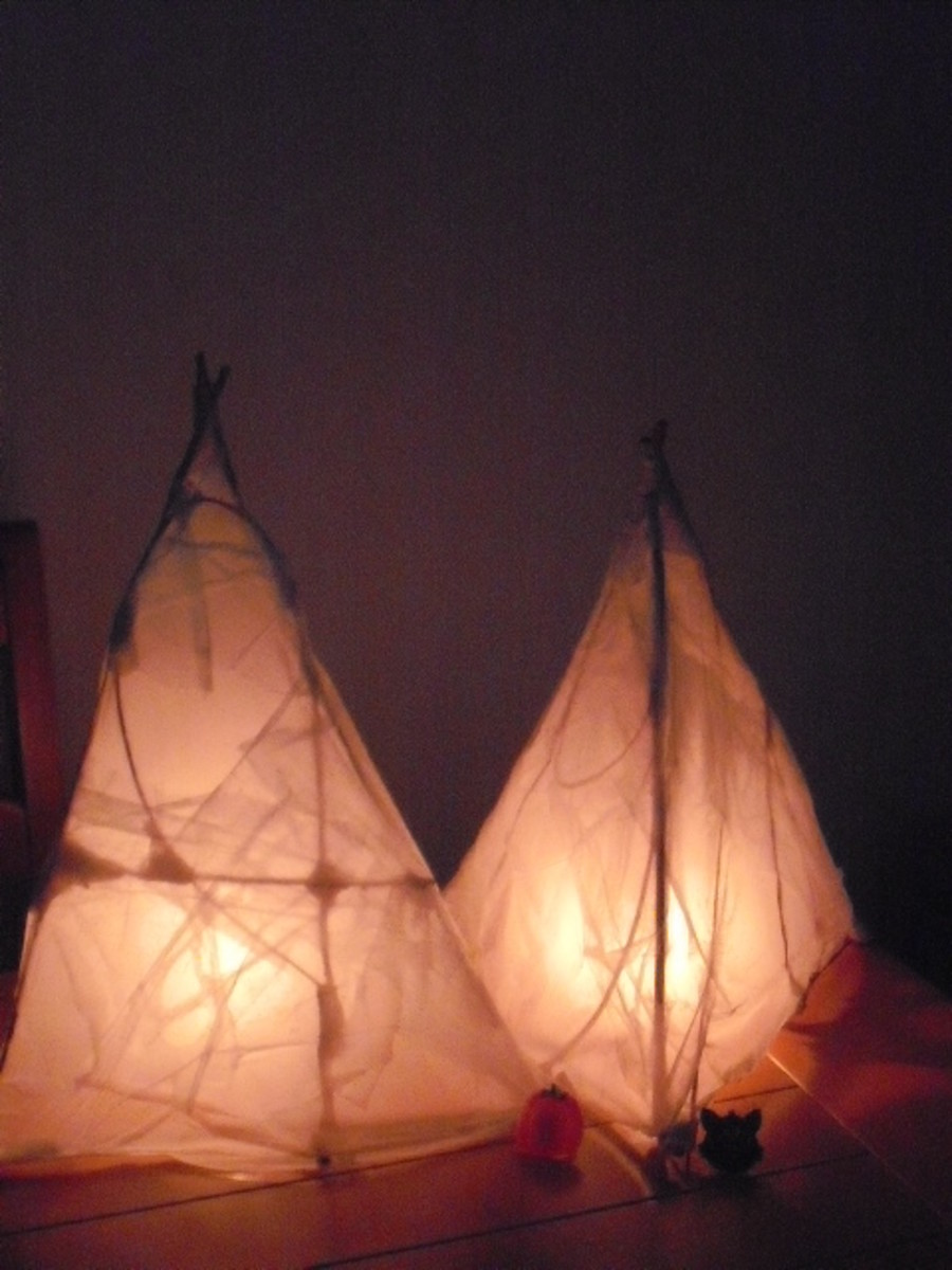 How to Make an Easy Homemade Lantern