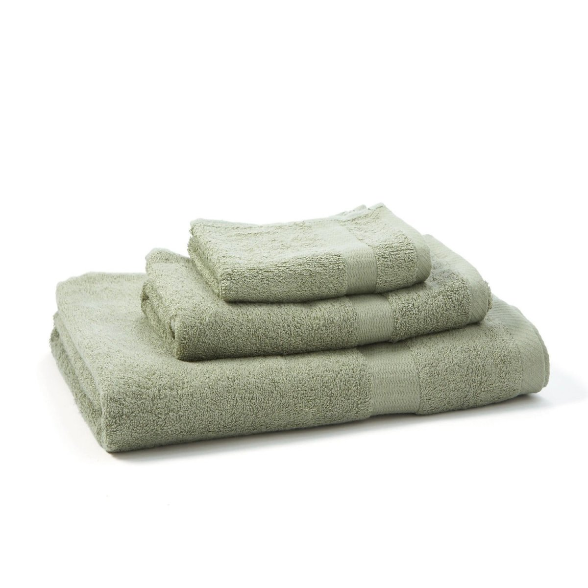 If you're looking for an ultra-green towel option, then this is one of the better ones out there. It's made from 100% Bamboo Viscose.
