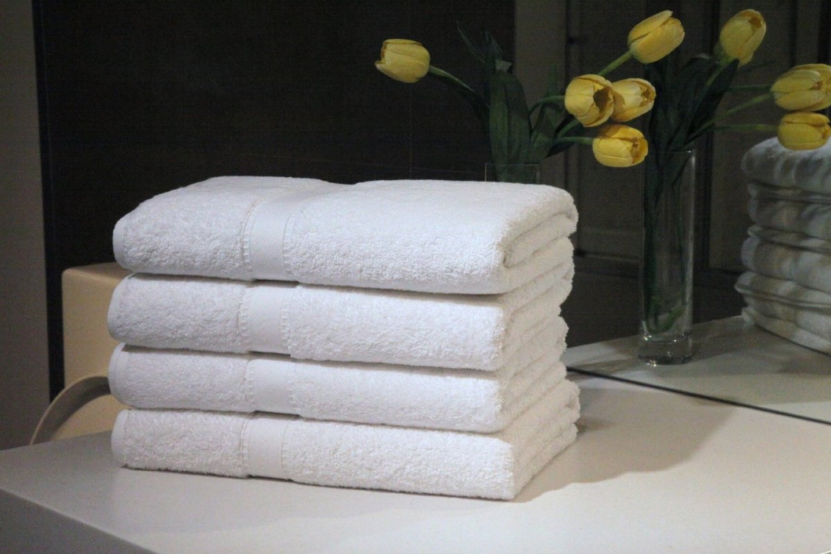 These Turkish Bath towels are plush and a good value at around $10 a piece (set of 4).