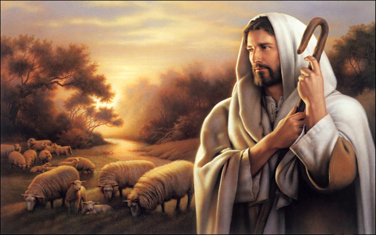 Jesus, the Shepherd of Souls