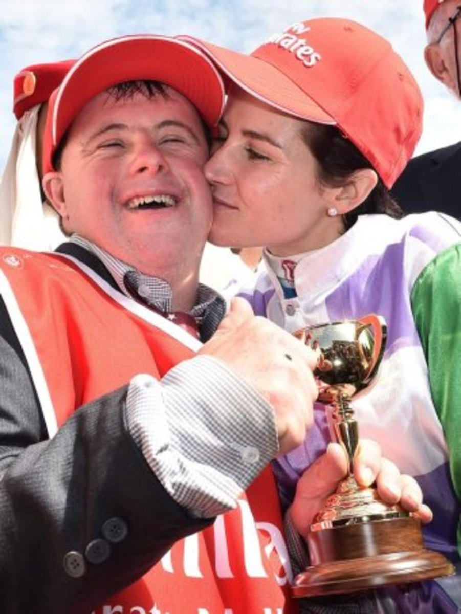 Stevie and Michelle Payne