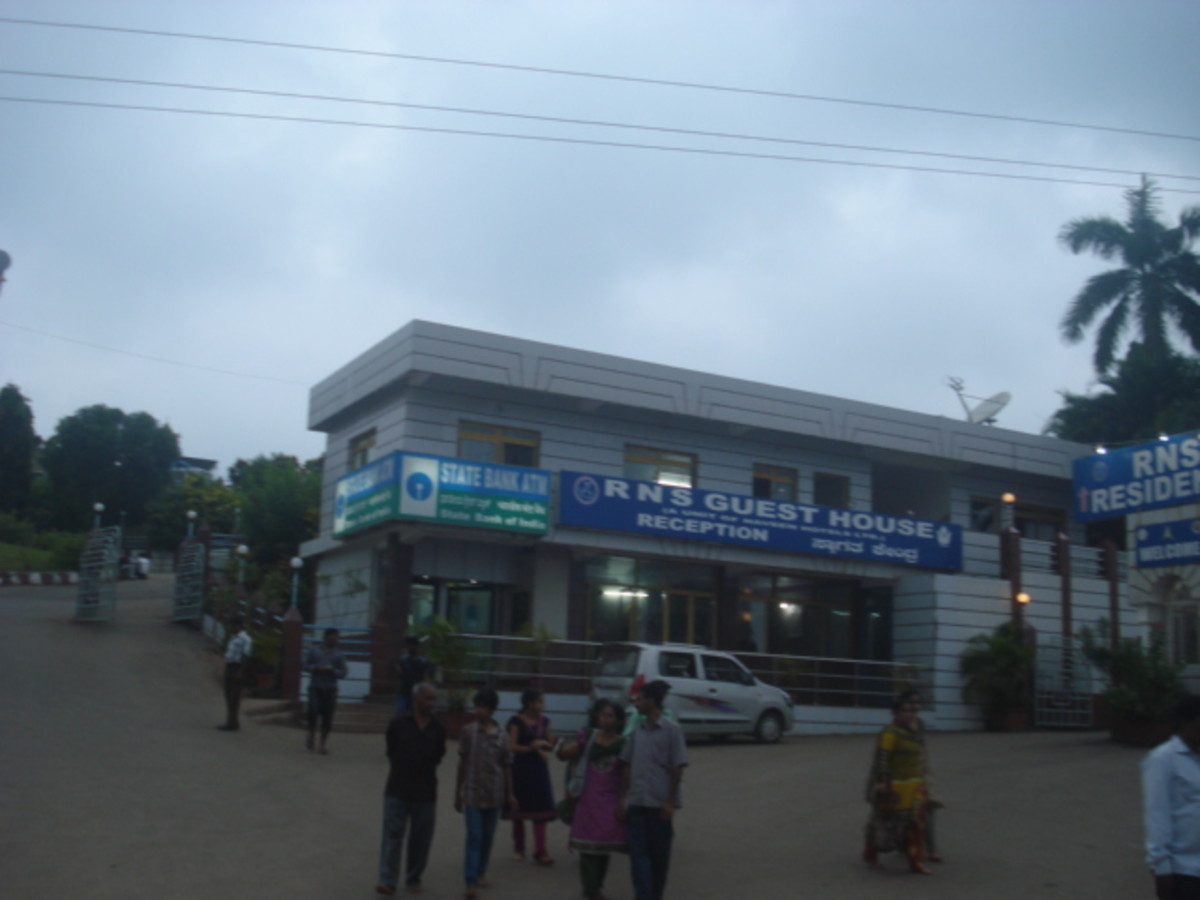 A nearby Guest House