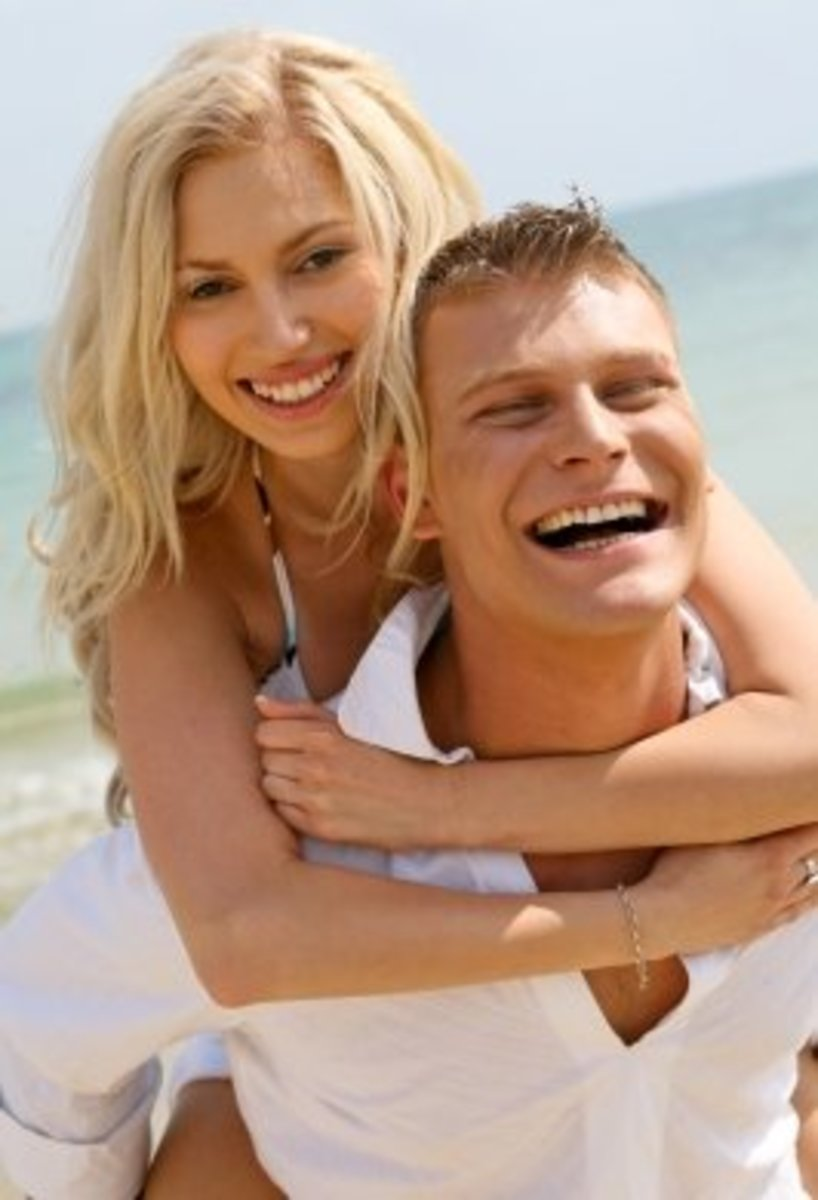 Couples often make the mistake of chasing the picture perfect image of true love. Laughs and smiles often give way to fights and sorrows. But that shouldn't make love any weaker.