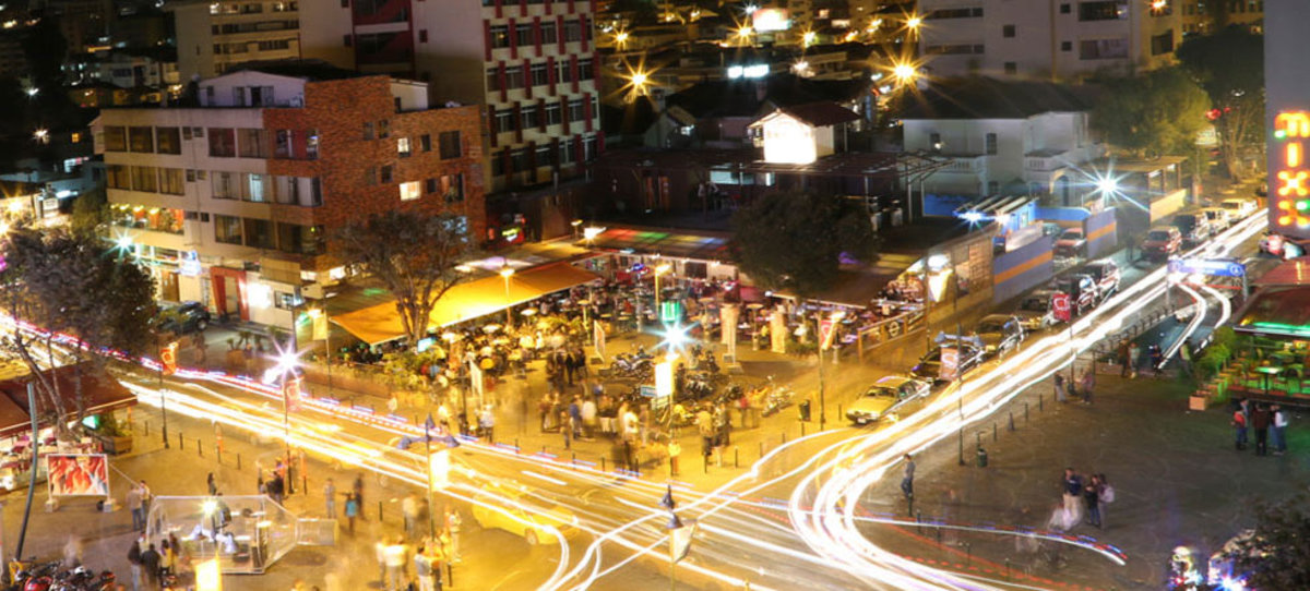 Nightlife in Quito