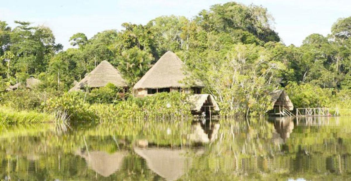 Community tourism Ecuador