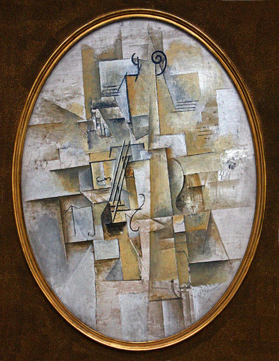 Violon / Violin (1911-1912)