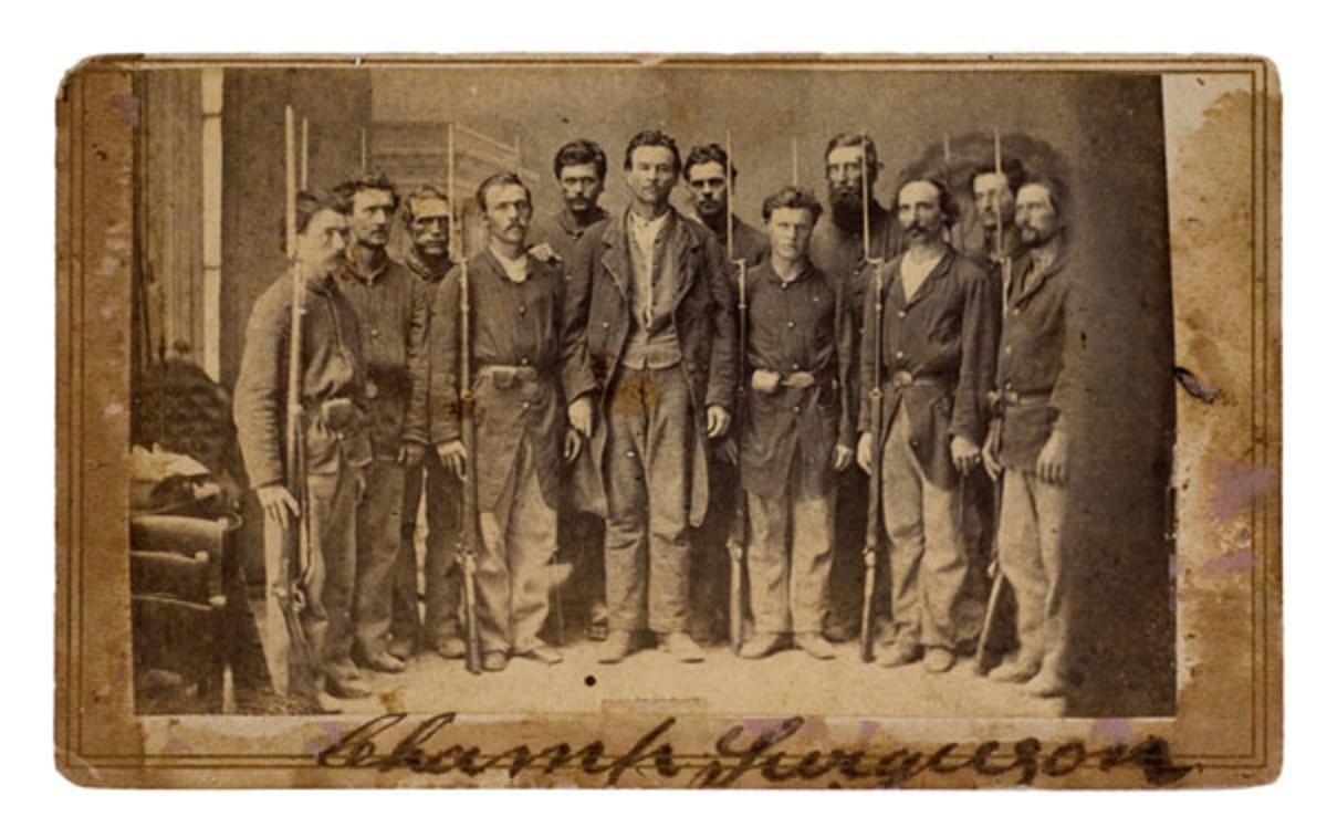 Champ Ferguson: Notorious killer or slain Confederate war hero?