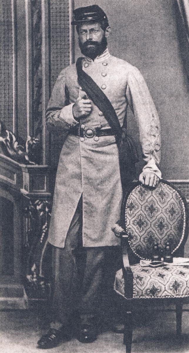 Captain Henry Wirz.
