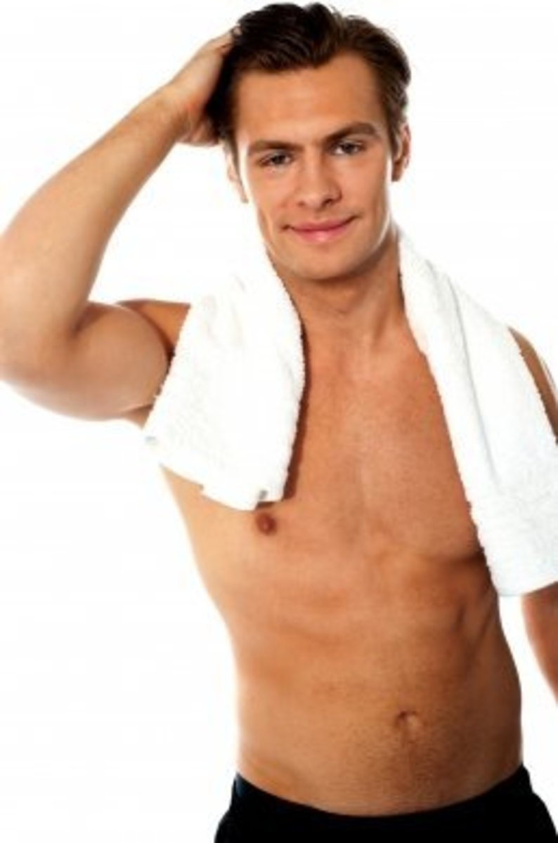 Which muscles do girls like most: Body parts that women find attractive in guys