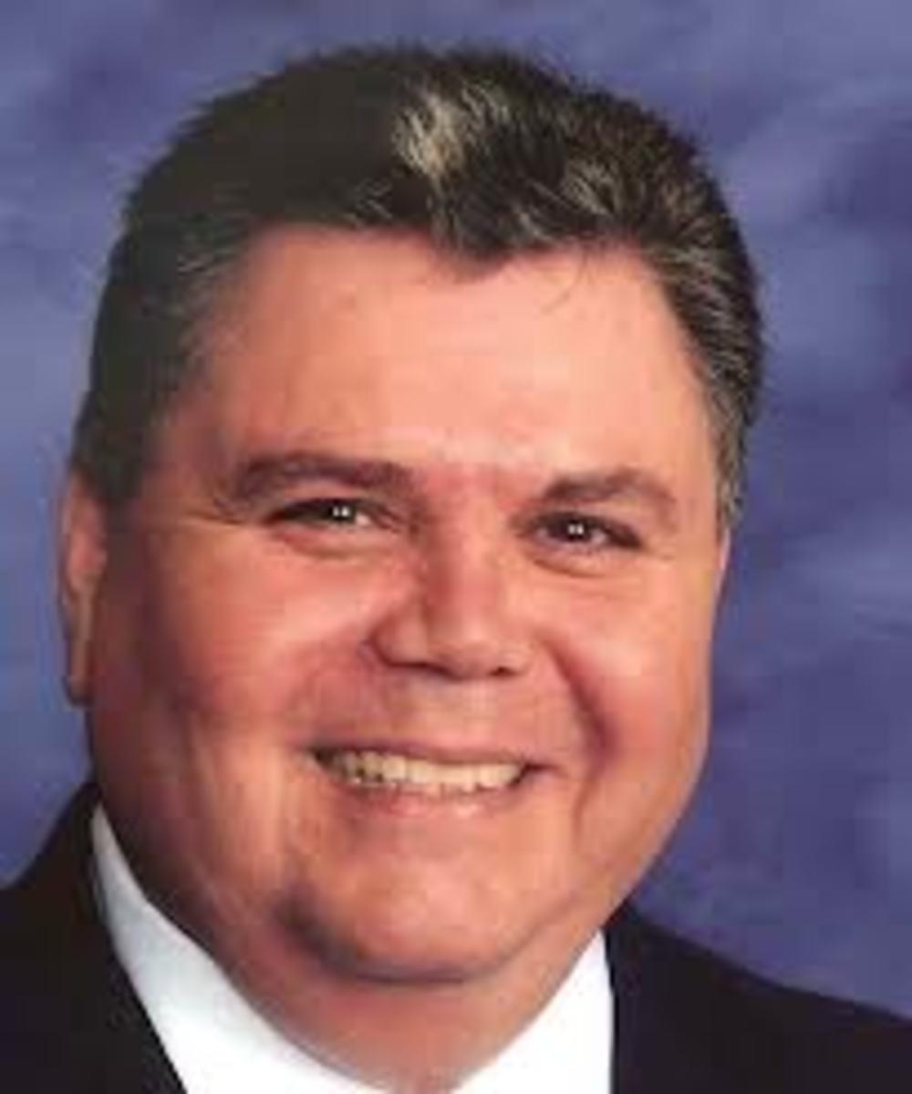 Fired Superintendent of Southside ISD Ricardo Vela.