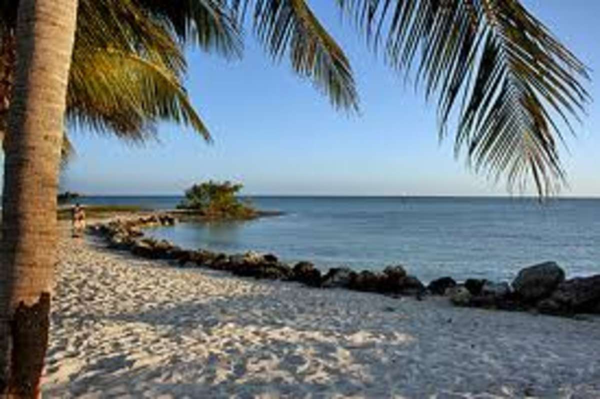 Florida Keys Marathon Beach