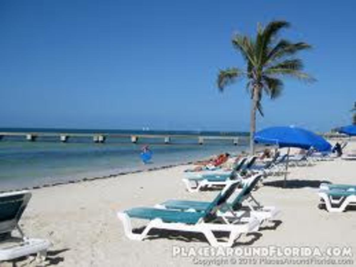 Key West Higgs Beach