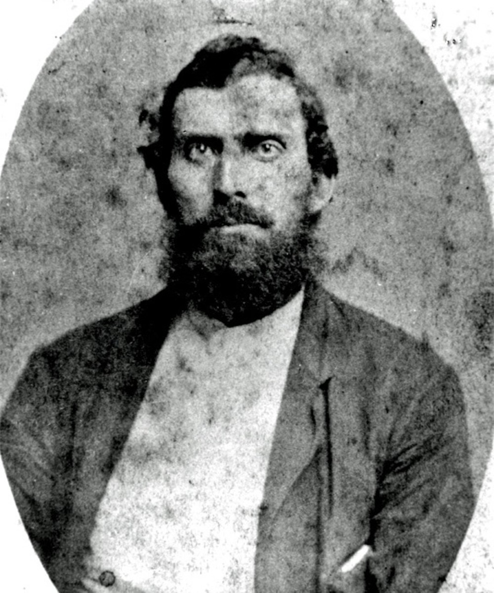 Newton Knight (1837–1922), was an American Civil War-era anti-Confederate guerrilla from Mississippi.