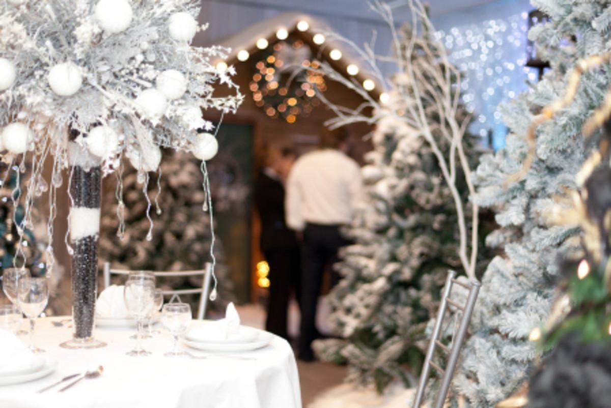 Narnia Inspired Christmas