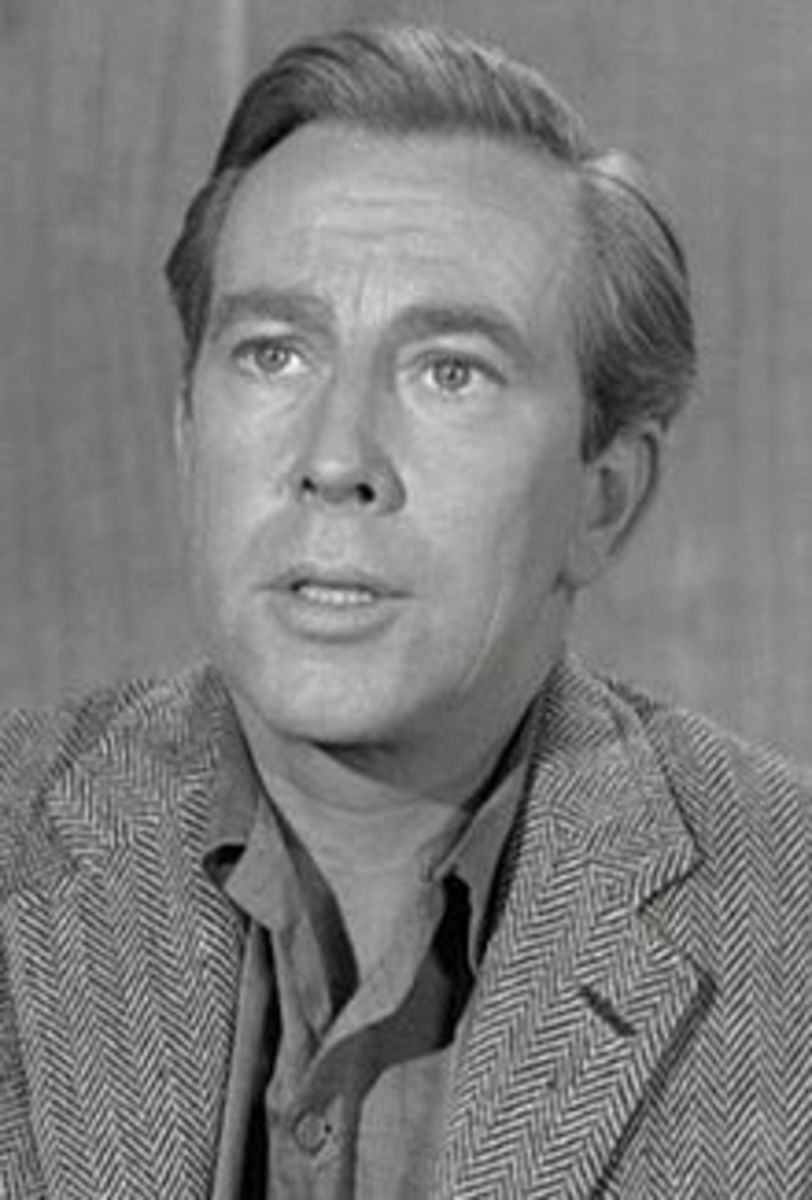 Whit Bissell (1909–1996) American character actor