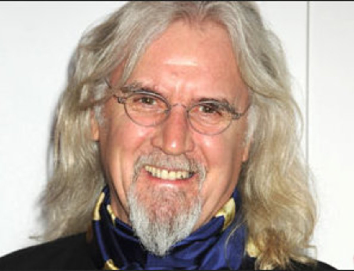Billy Connolly today
