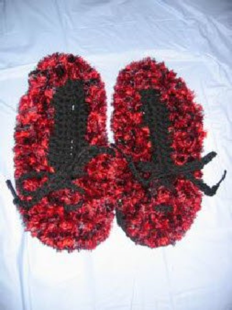 Boa Slippers