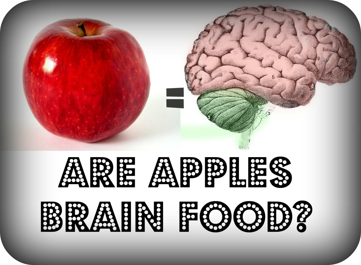 Apples can keep more than the doctor away. No need to hunt for the most exotic brain food you can get, when apples can do the job just fine.