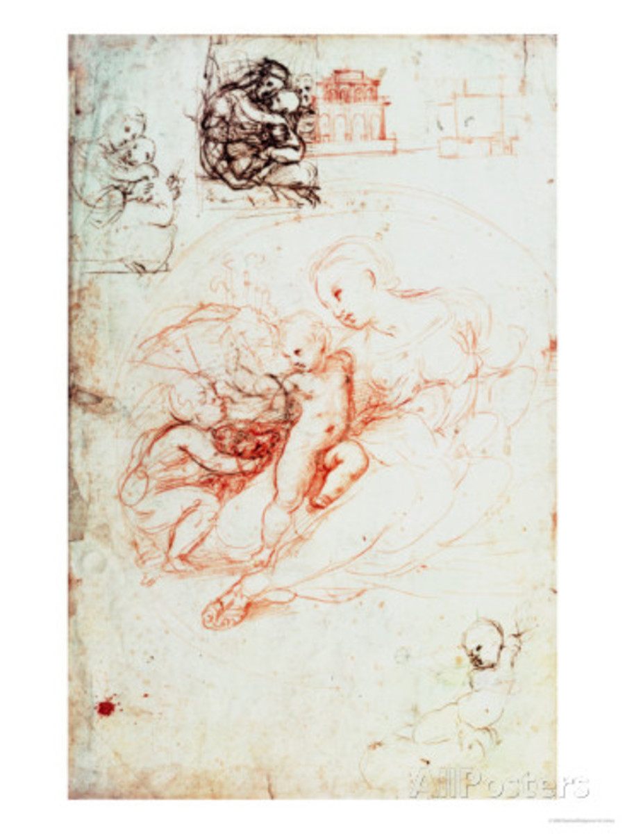 drawing-to-painting-analyzing-raphaels-alba-madonna