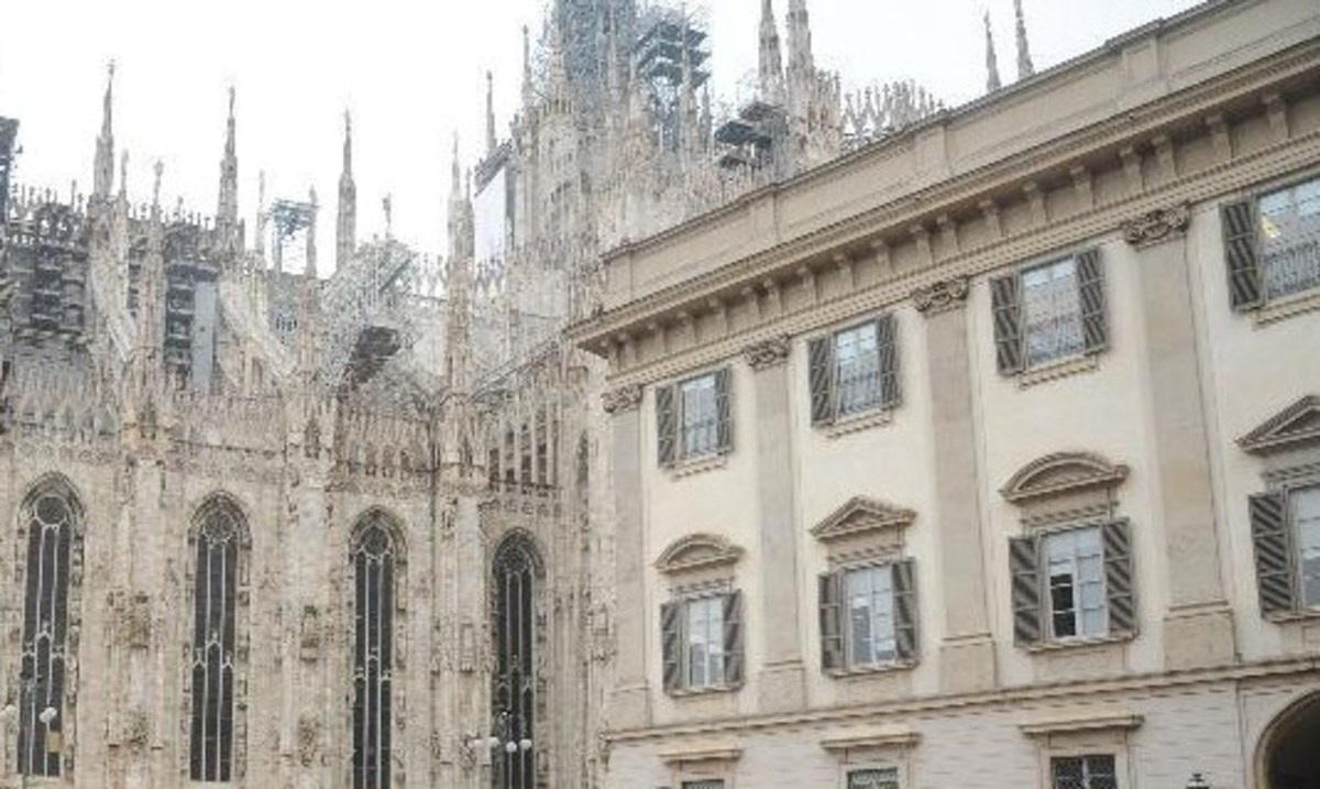 The Mudeo del Duomo next to its namesake