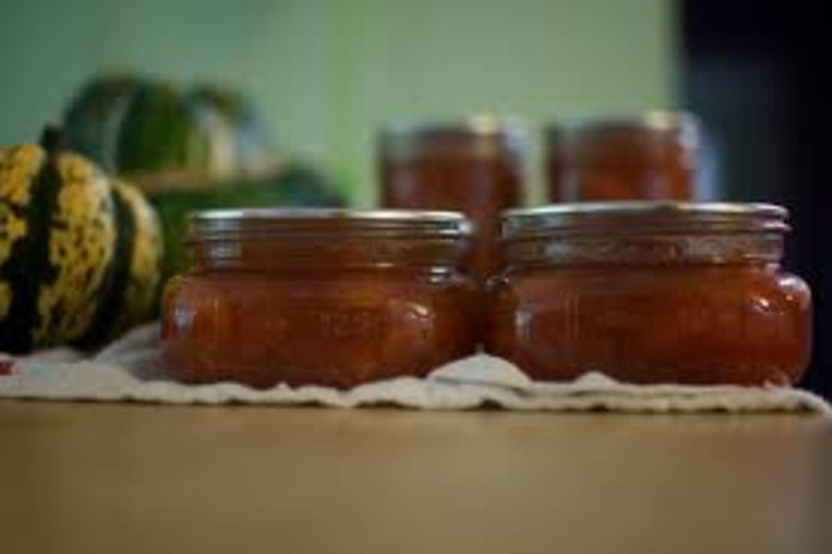 homemade-peach-preserves
