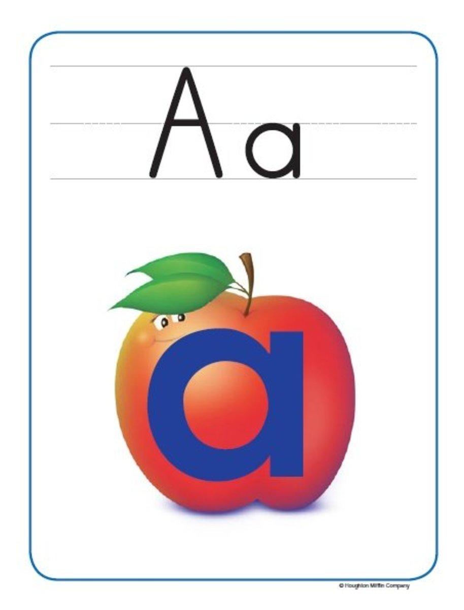 "Alphafriend ""Andy Apple"""