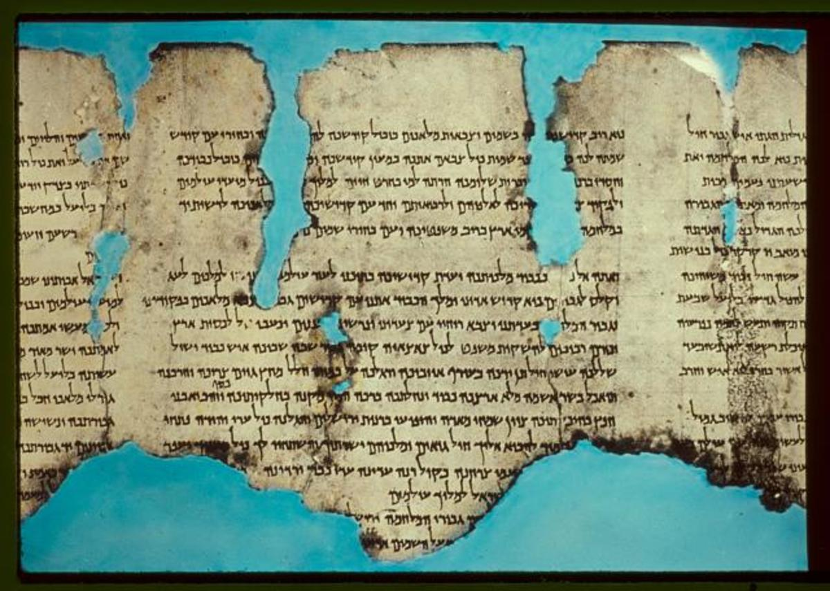 The Dead Sea Scroll