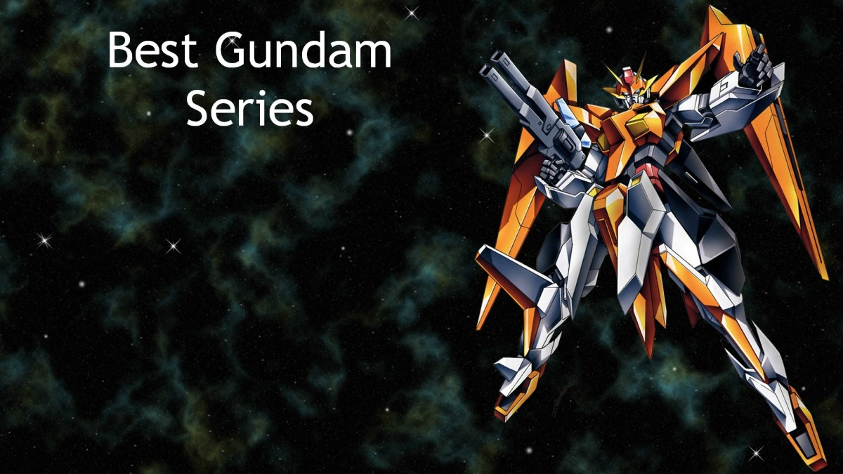Top 10 Best Gundam Series Recommendations