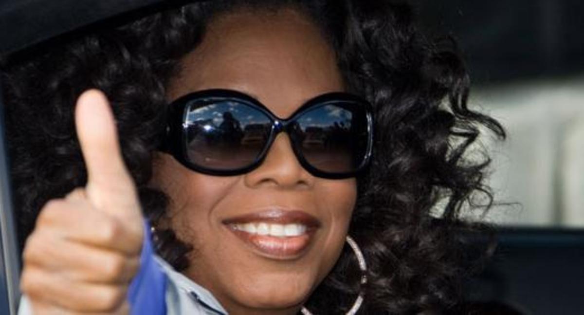 Oprah Winfrey 2013