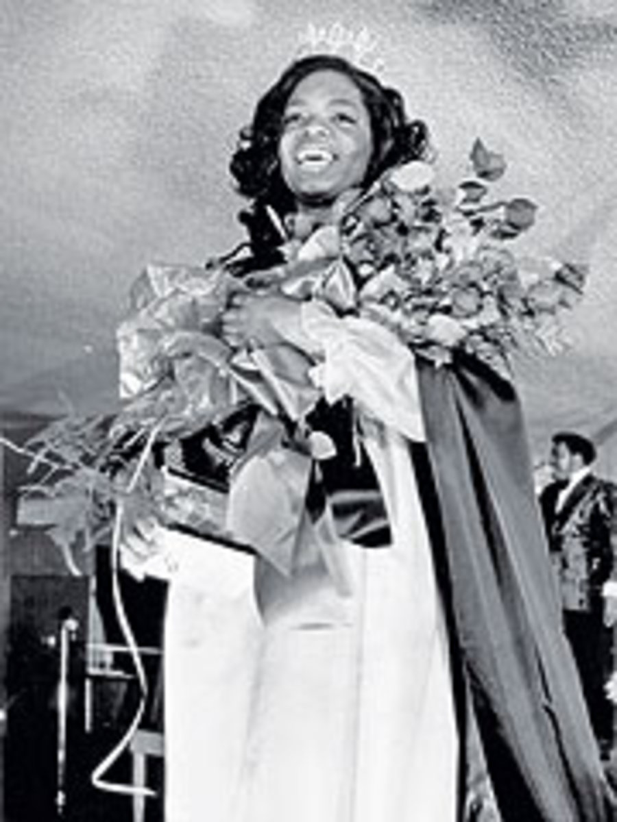 Miss Black Tennessee, 1972