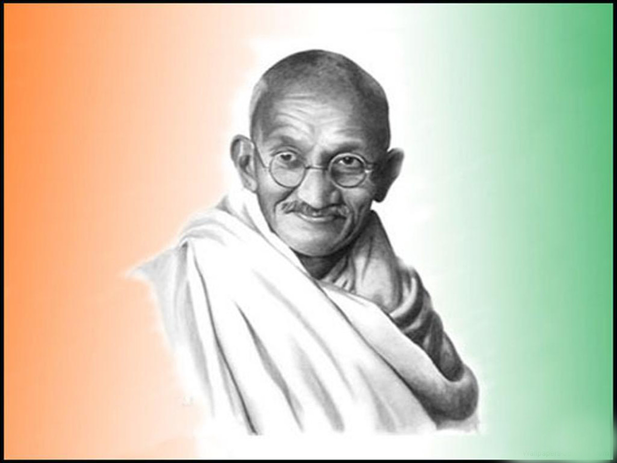 The Father of the Nation, a soul par excellence had a horrific death when three bullets were pummeled into him from point blank range.