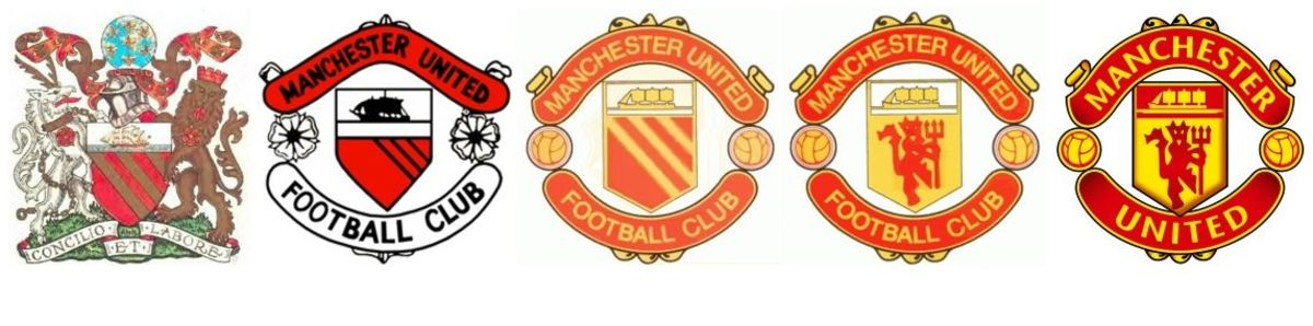 Manchester United Football Club Crest History