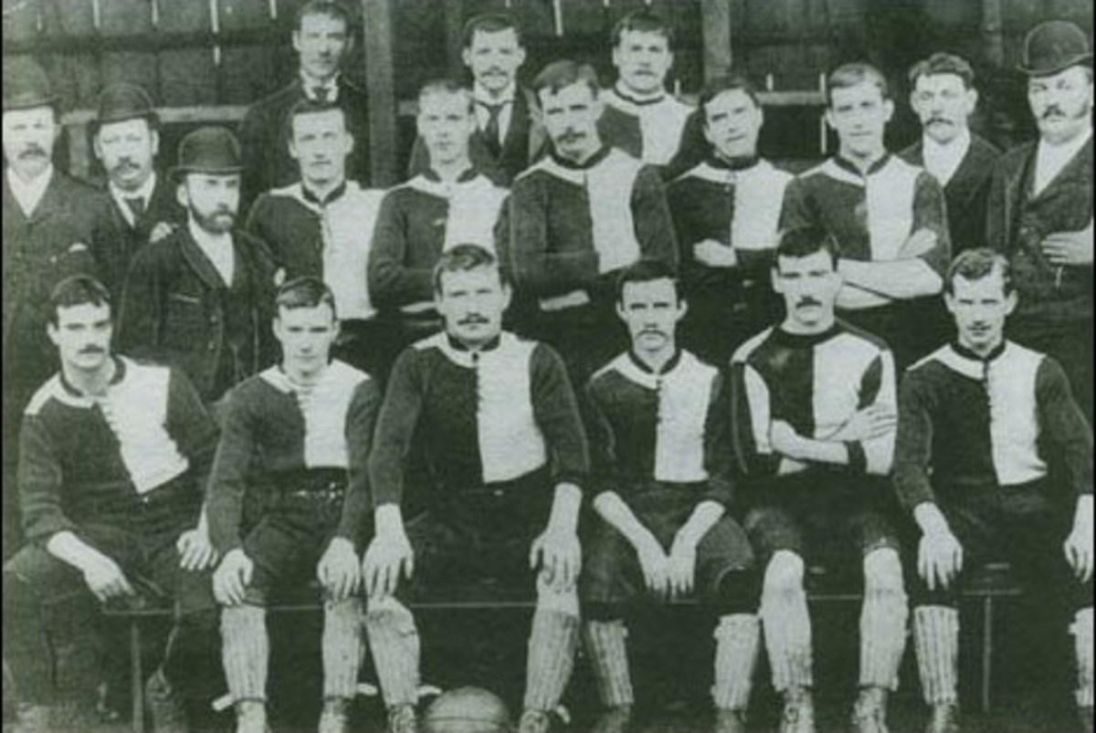 1892 Newton Heath