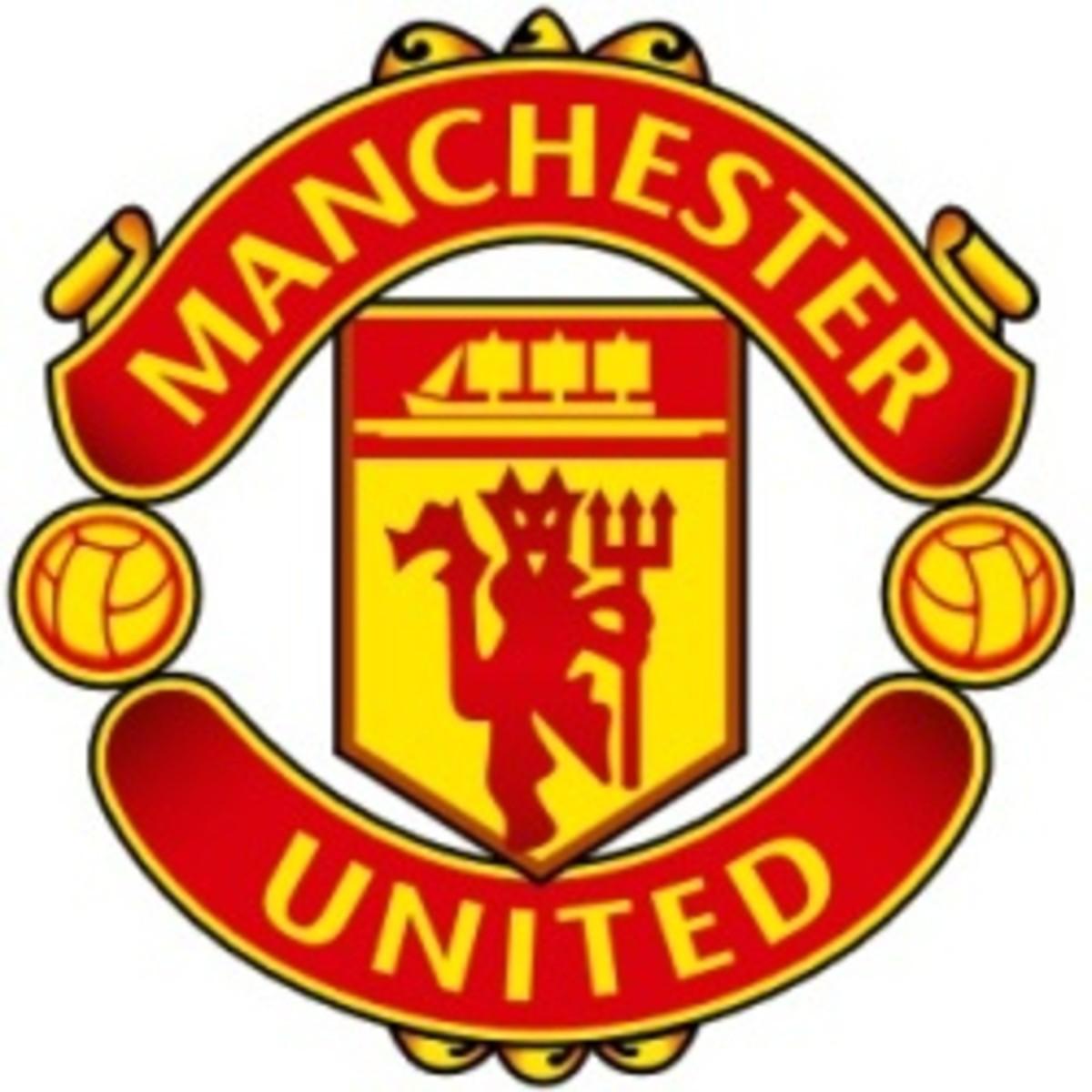 Manchester United Football Club Crest