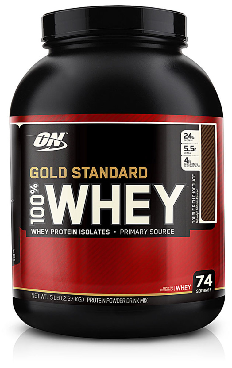 100% WHEY Gold Standard by Optimum Nutrition