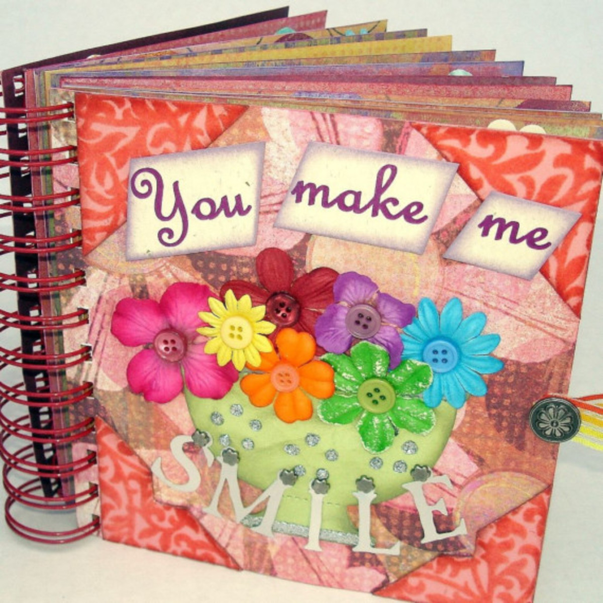 Creative Scrapbook Covers : Scrapbook album basics hubpages
