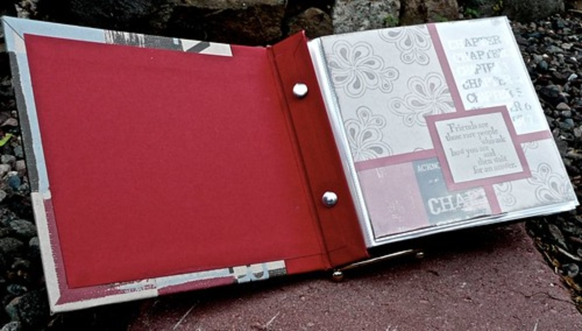 Learn how to make a post bound album here